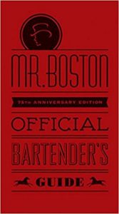 Mr. Boston 75th Ann. Edition