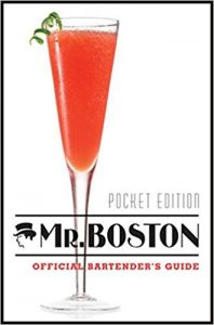 Mr. Boston Bartenders' Guide - Pocket Guide